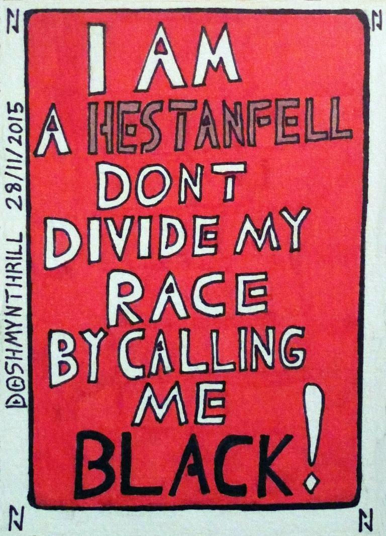 Dont Divide My Race